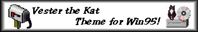 Vester the Kat - Theme for Win95!